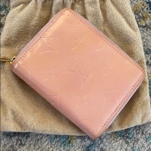 Louis Vuitton vernis wallet